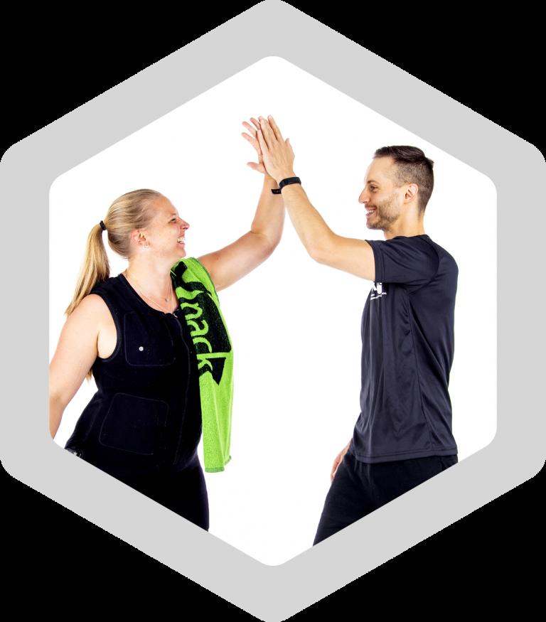 Icon Probetraining | EMA Fitness bixpack